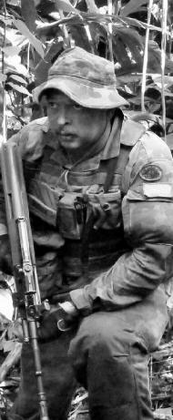 10/27 Bn Reserve Soldier - 2012