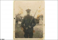 Signalman Arthur N Shuttleworth 3144, 10th Reinforcements, 10 Bn on active service in Egypt 5 Oct 1915