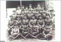 Men of 1st Bn, 10th Australian Infantry Regiment, Adelaide Rifles 1911