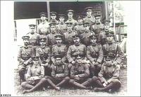 Men of 1st Bn, 10th Australian Infantry Regiment, Adelaide Rifles 1911