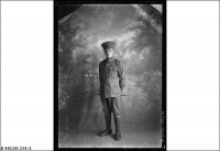 Pte James A Miller, born Surry Hills NSW enlisted 10 Bn at Oaklands SA 27Nov1914, wounded France 28Jun1918, returned to Aust 1919