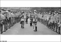 10th Bn of SA Militia on parade 1939 (2)