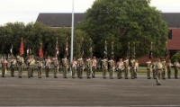 9th Brigade Beating Retreat (Keswick) 30Nov2013