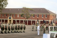 9th Brigade Beating Retreat (Keswick) 30Nov2013