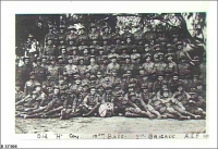 Old H Coy of the 10th Bn, 3rd Brigade 1914