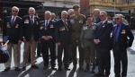 ANZAC Day Adelaide (25Apr2014) RSAR Assoc before the march
