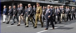 ANZAC Day Adelaide (25Apr2014) RSAR Assoc steps out